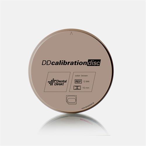 DD Disco de Calibración