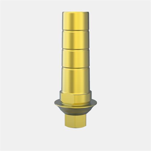 BIOHORIZONS® 3,5mm Base Ti GH0,85 H10 No Rotat.