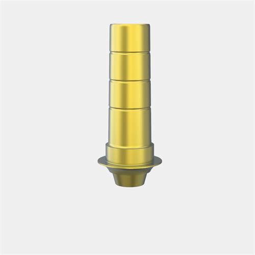 Straumann® Bone Level NC Base Ti GH0,8 H10 Rotatorio
