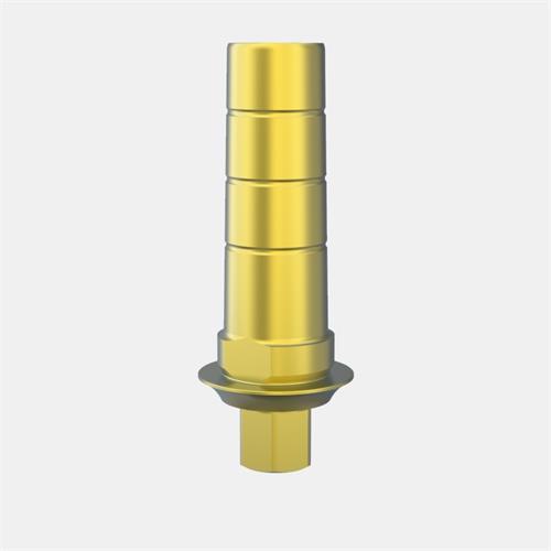 Biomet 3i™ Certain 3,4 Base Ti GH0,8 H10 No Rotatorio